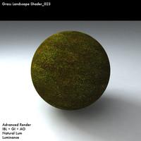 Grass Landscape Shader_023