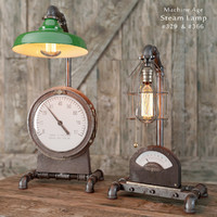 3dsmax steam lamp 329