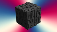 3ds max stone block 1