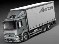 Mercedes-Benz Antos Box 2015