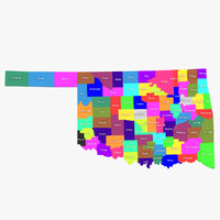 max oklahoma counties