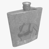 3ds max flask