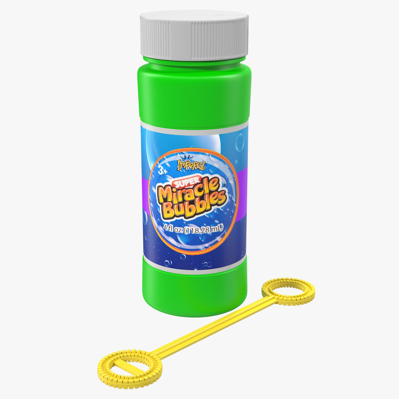 3ds max bubbles bottle wand for How to make a bubble blower from a water bottle