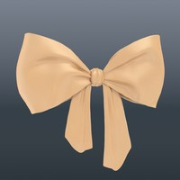 max beige bow