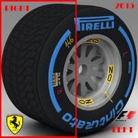 3dsmax pirelli tyre