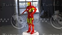 3ds iron man mark vii