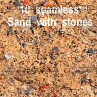 Sand With Stones Collection 5