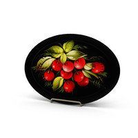 plates cherry 3d model