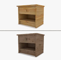 3d model cabinets