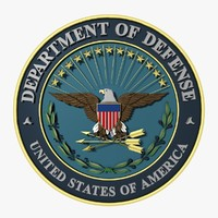 dept logo defense max