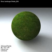 Grass Landscape Shader_034
