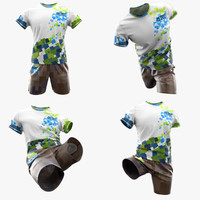t shirt designs tshirt 3d model