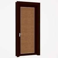 fbx door veneer wood