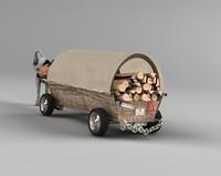 new horse cart v2 max