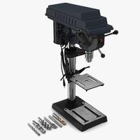 3ds max delta drill press bits