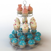 3ds max cupcake 47