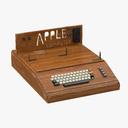 apple I 3D models