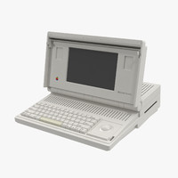 c4d apple macintosh portable