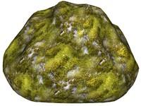 Mossy rock 159