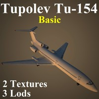 3ds max tupolev basic