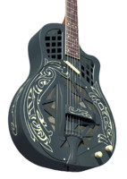 national tricone guitar 3d max