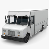 max step delivery van