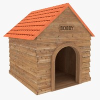 3ds dog house
