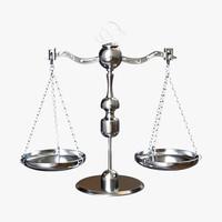 balance 3d model