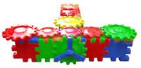 3d model bloacks toy