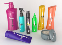 max cosmetic bottle set