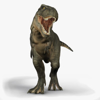 3dsmax tyrannosaurus rex