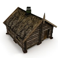 house forester 3d max