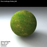 Grass Landscape Shader_043