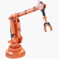 Industrial Robot Arm_08