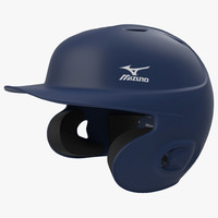 3ds max batting helmet 3