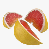 grapefruit slice set max