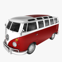 VW Type 2 Bus [Rigged]