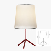 calligaris big wave floor lamp 3d 3ds