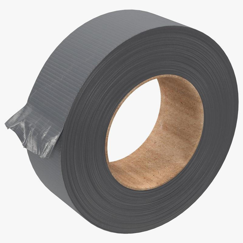 Duct Tape 3d model 00.jpg