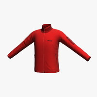marmot reactor jacket dark 3d max
