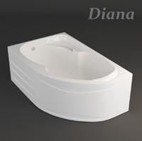 Bath Diana