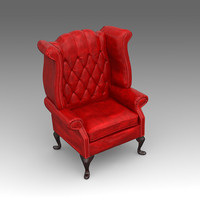 Leather Armchair_005