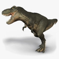 Tyrannosaurus Rex (2) (Animated)