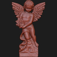 Angel for cnc