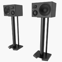 fbx speaker stand