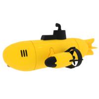 3d model toy submarine