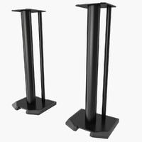 stand speaker 3d max
