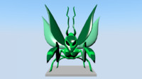 3ds mantis