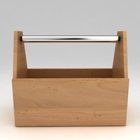 tool box portable 3d model