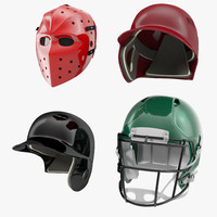 Sport Helmets Collection